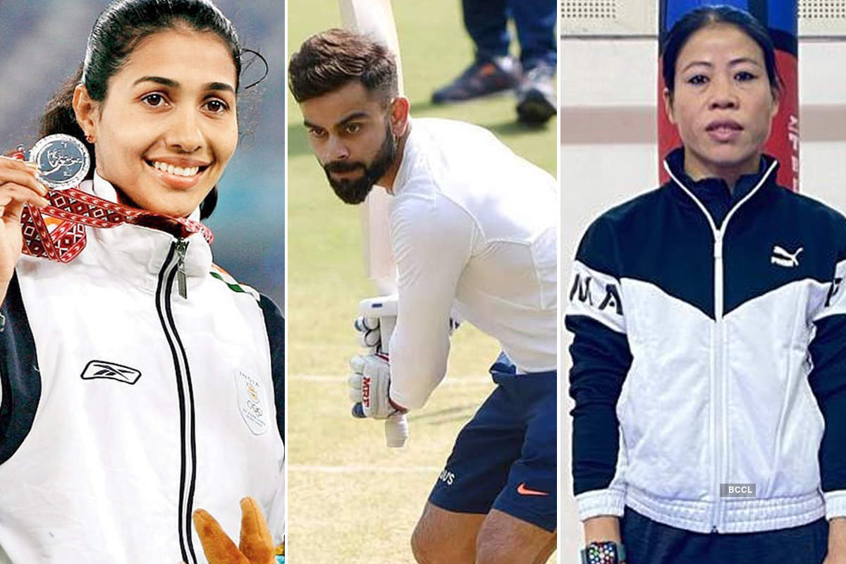These are the top Indian athletes PM Modi held a video conference with to discuss the corona pandemic