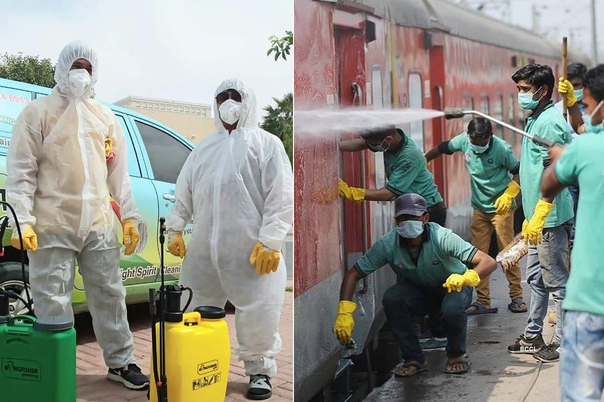 World Health Day 2020: These sanitation workers are the real-life superheroes amid coronavirus pandemic