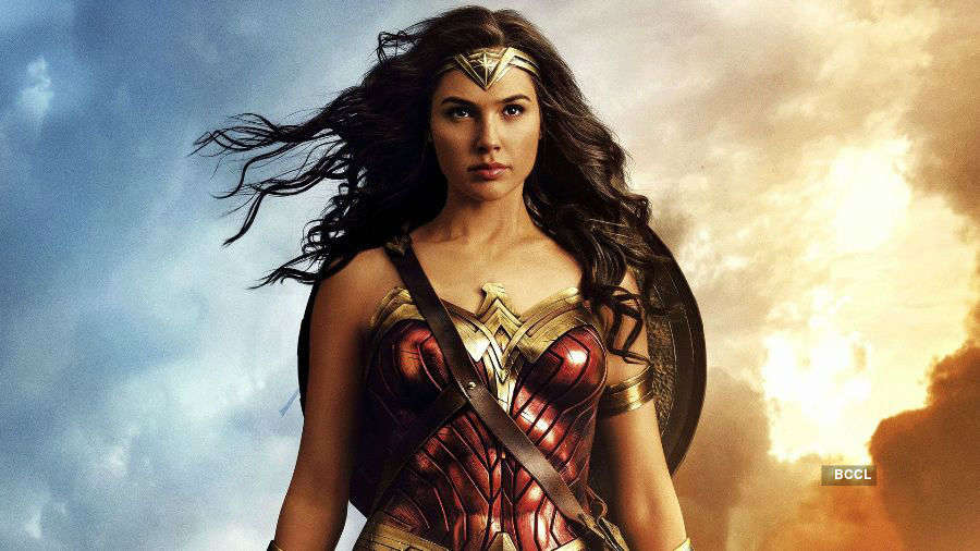 Wonder Woman's journey from beauty pageant to Hollywood