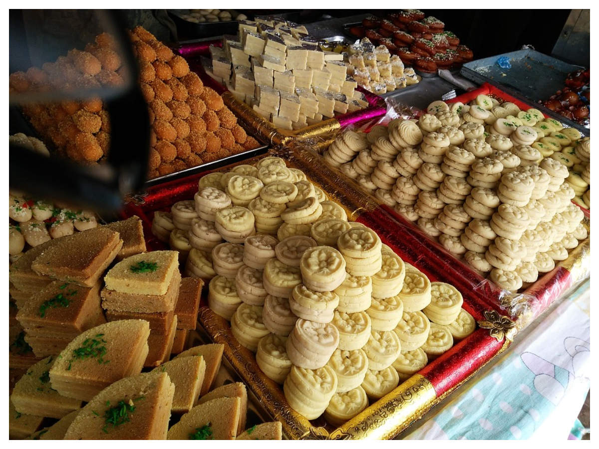 5 oldest sweet shops from all over India!