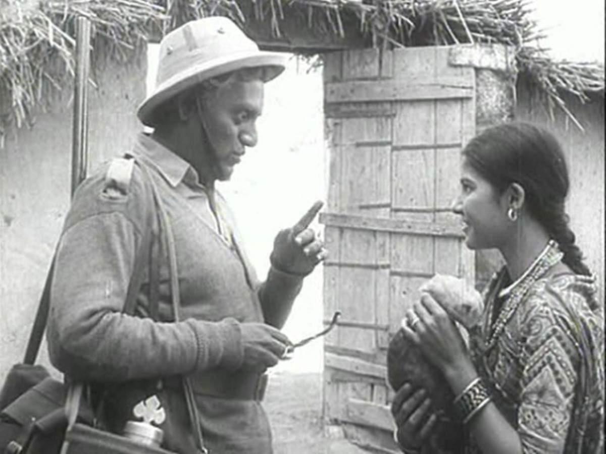 bhuvan shome2