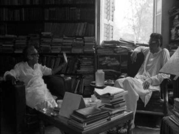 Mrinal-Sen-with-Satyajit-Ray