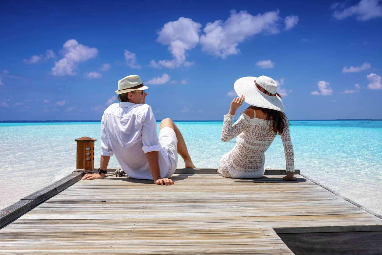 COVID-19 lockdown leaves this couple stranded on a romantic honeymoon destination   Times of India Travel
