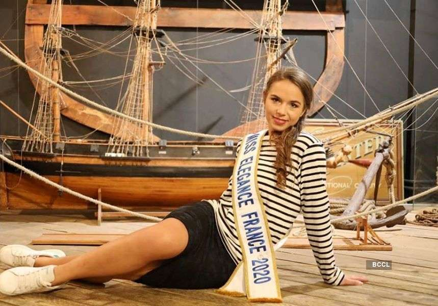 Lea Llorens to represent France at Miss Earth 2020