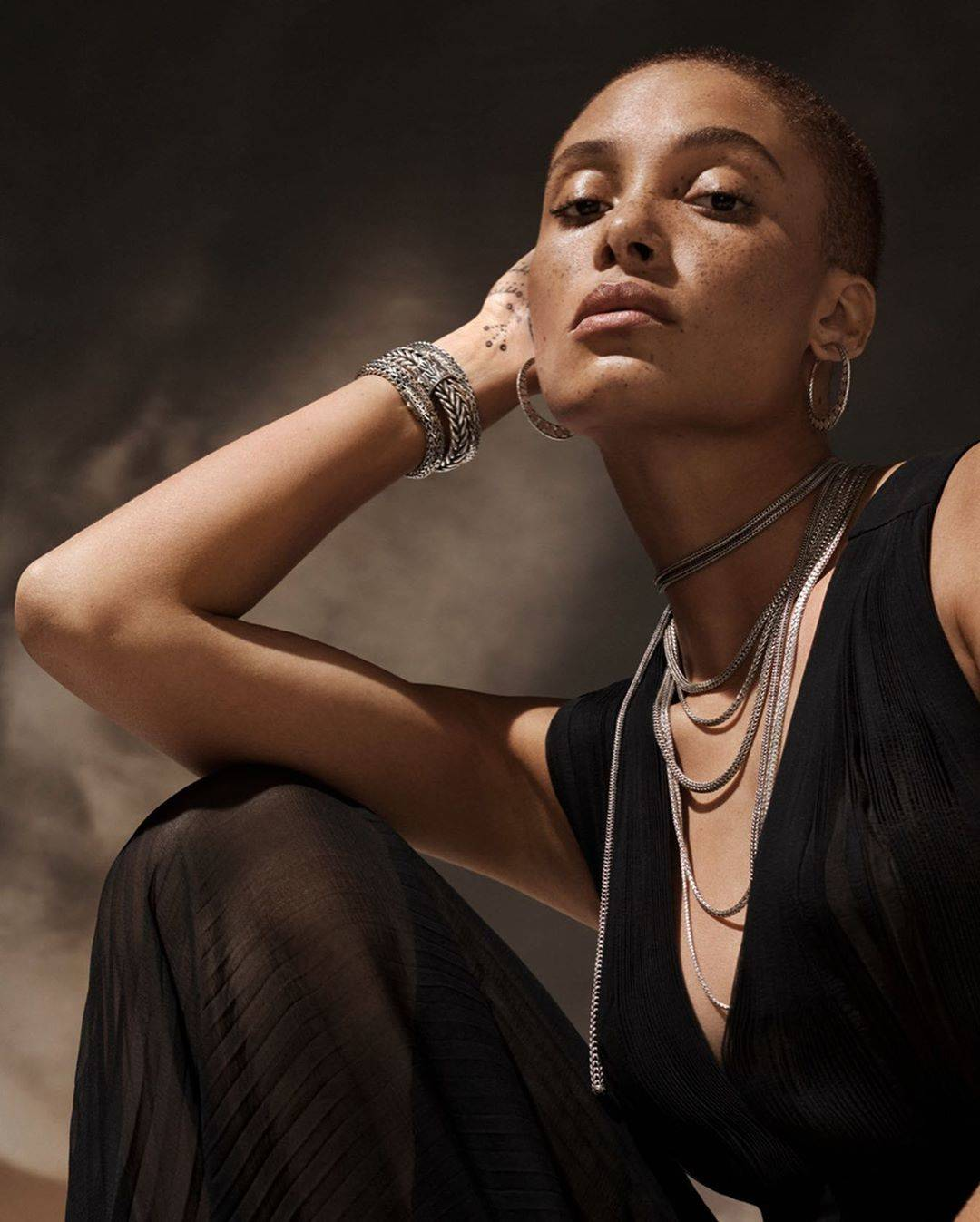 These beautiful pictures of Adwoa Aboah will surely take your breath away