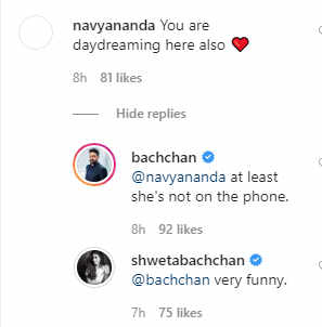 bachchan comments