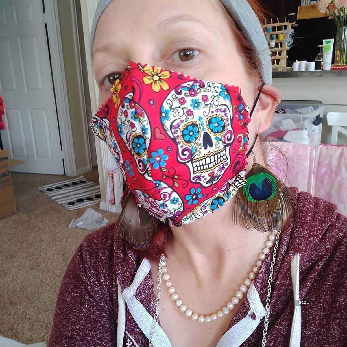 These creative COVID-19 masks will inspire you to make your own homemade face coverings