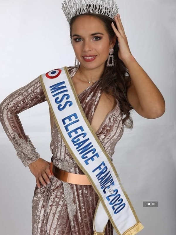 Miss Elegance France 2020 Lea Llorens to represent France at Miss Earth 2020