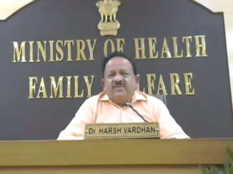 Covid-19: India may not face 'worst scenario', says Union health minister Harsh Vardhan