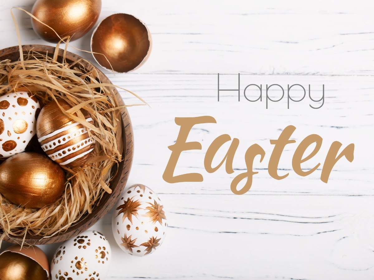 Happy Easter Sunday 2020: Images, Quotes, Wishes, Messages, Cards, Greetings, Pictures and GIFs - Times of India