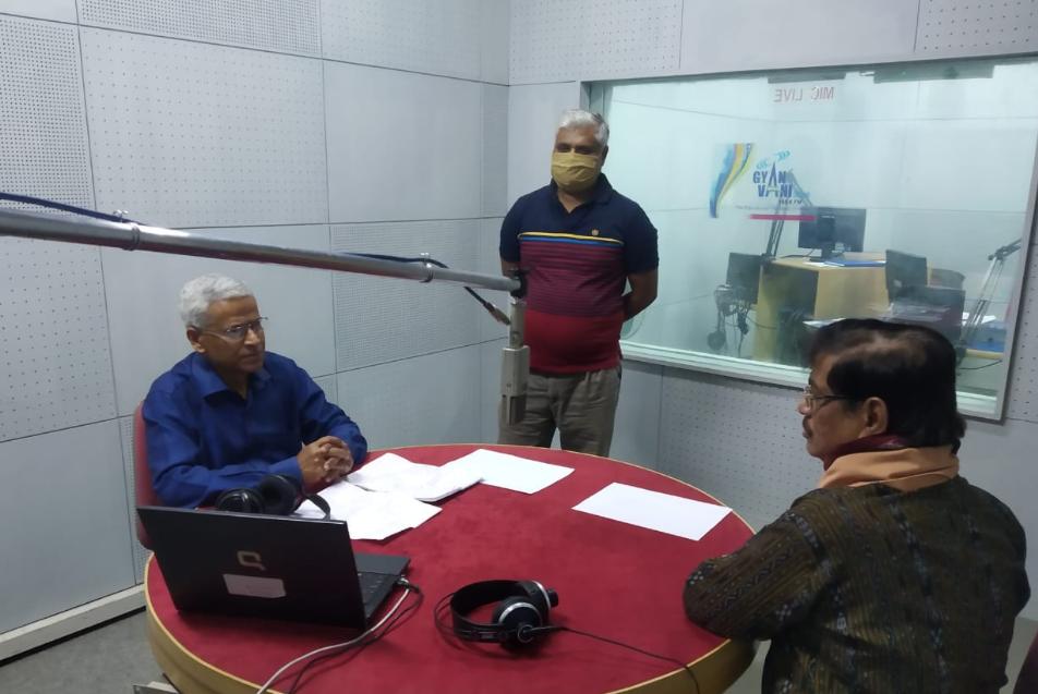 IGNOU launches stress management radio programme