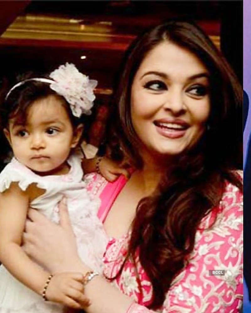 Adorable Aaradhya Bachchan thanks COVID warriors with her colourful sketch, see pictures