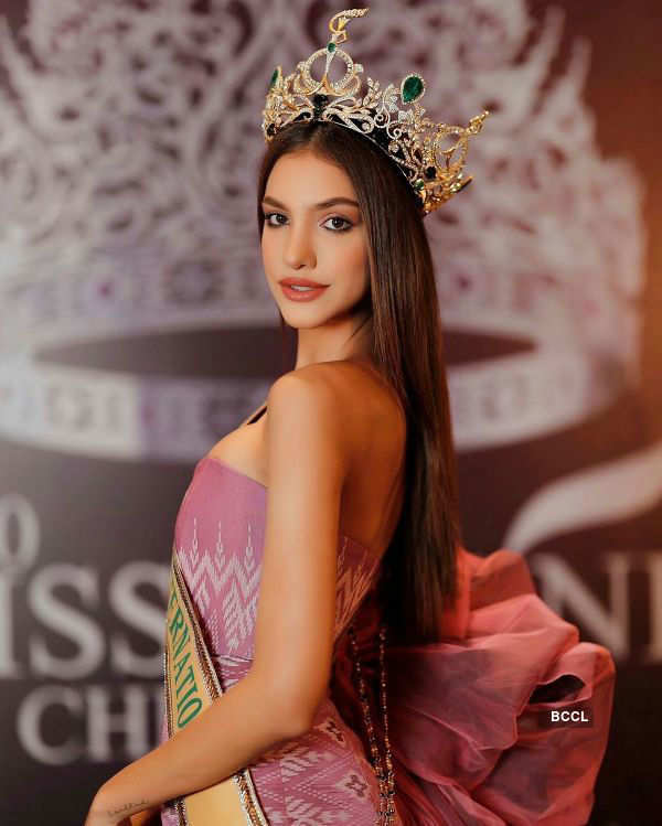 Miss Grand International 2019 on her new venture as a YouTuber