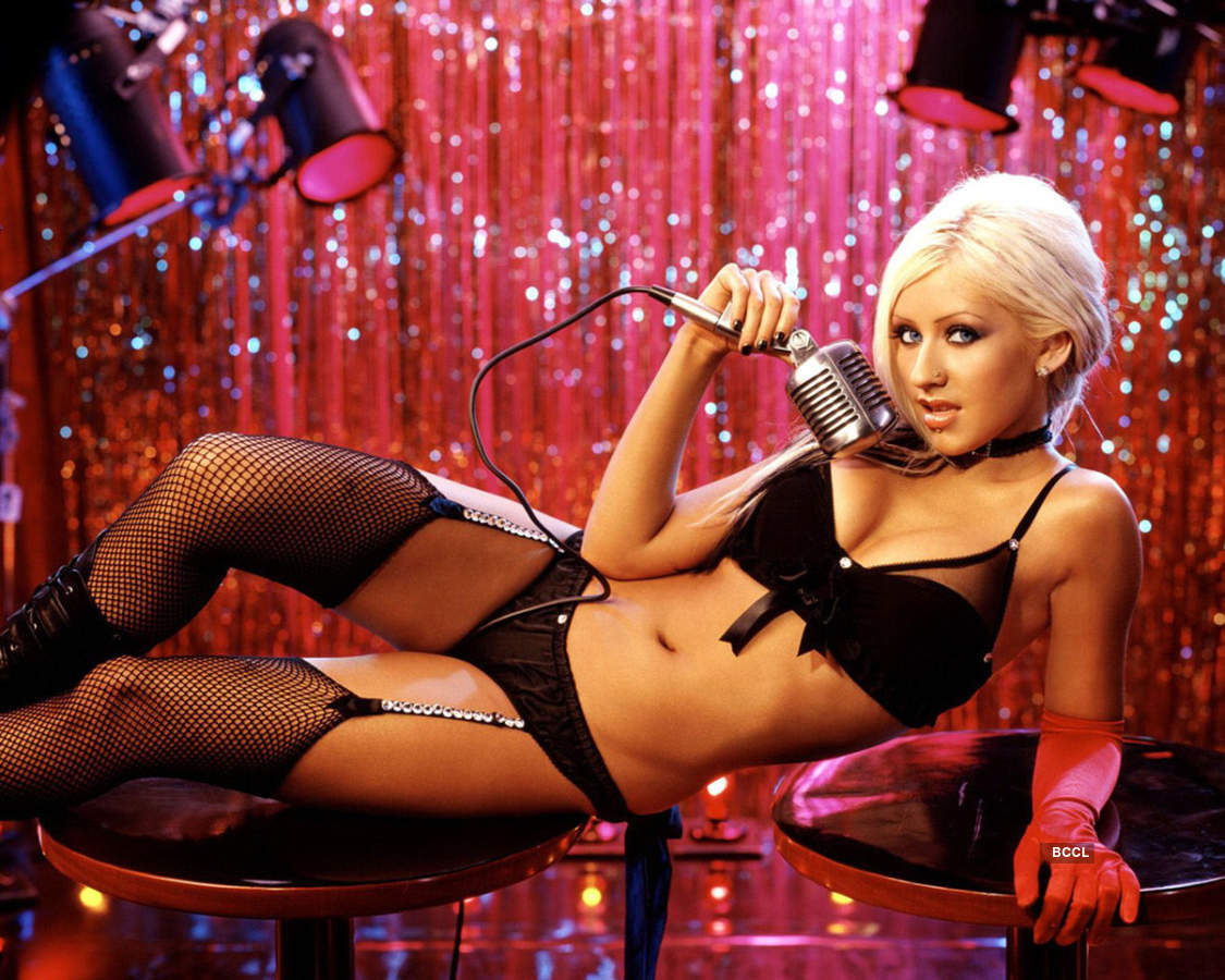 Christina Aguilera is all set to take your breath away with her captivating photos