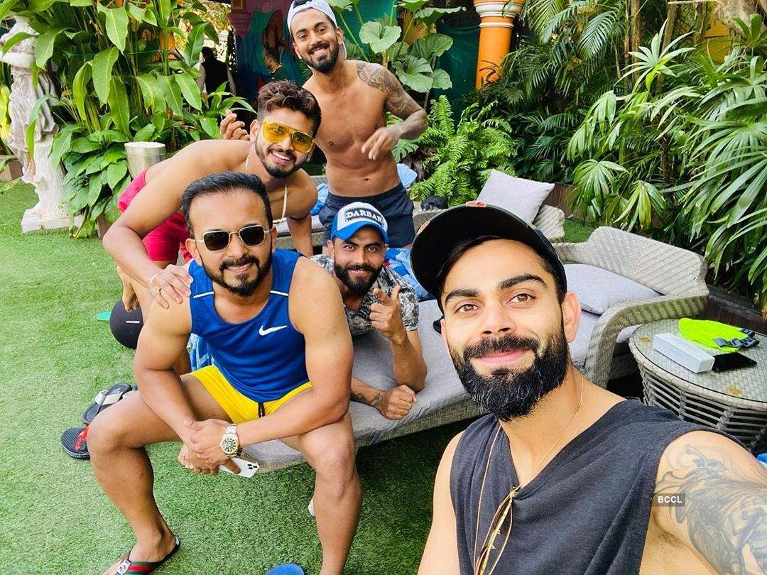 These throwback holiday pictures of Indian cricketers will make you want to pack your bags