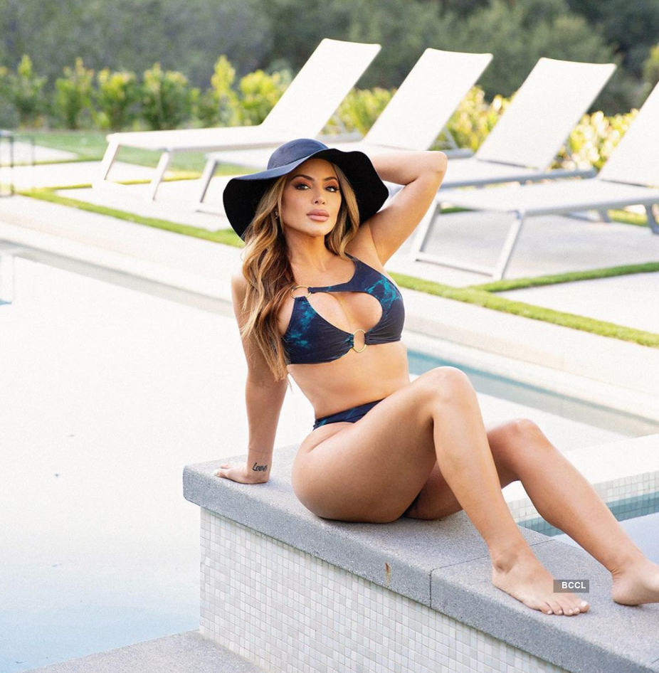 Meet the stunning social media star & Kim Kardashian's bestie Larsa Pippen