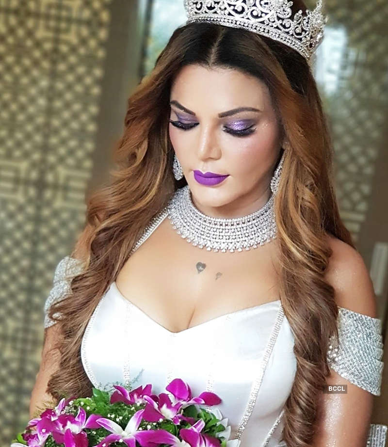 Rakhi Sawant shares first pictures from her wedding, gets brutally trolled