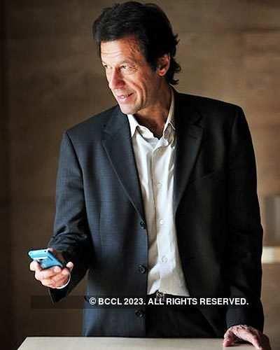 Imran Khan @ widget launch