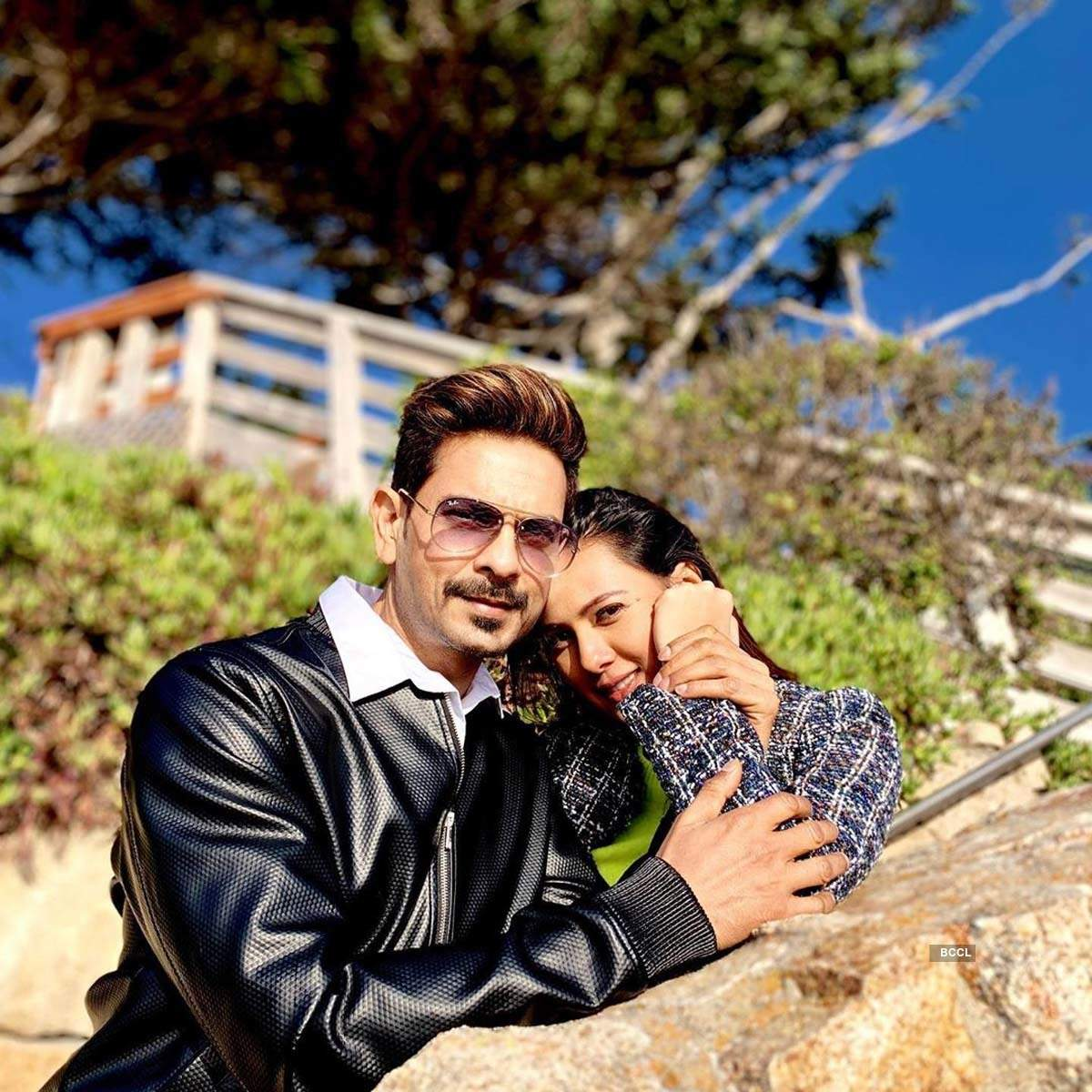 Keith Sequeira shares loved-up pictures with Rochelle Rao amid lockdown period