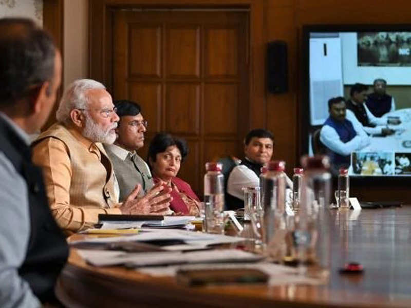 Narendra Modi: More than 93% are confident that the Modi government will handle the Covid-19 crisis well: Survey | India News