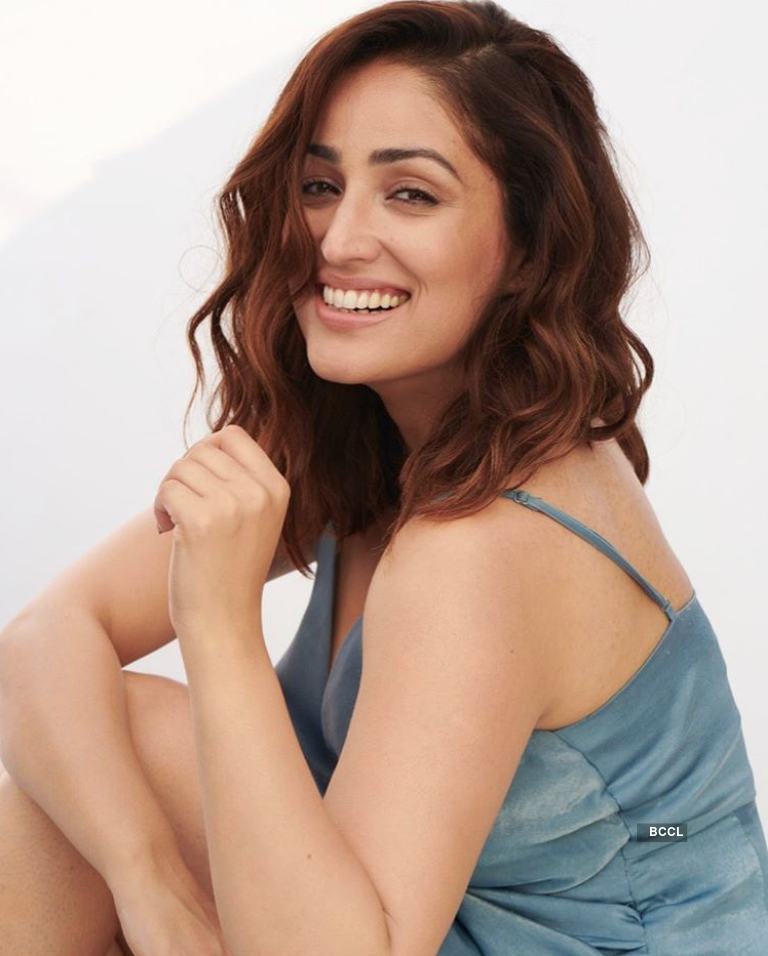 Yami Gautam sheds her 'sweet & simple' image with these glamorous photoshoots