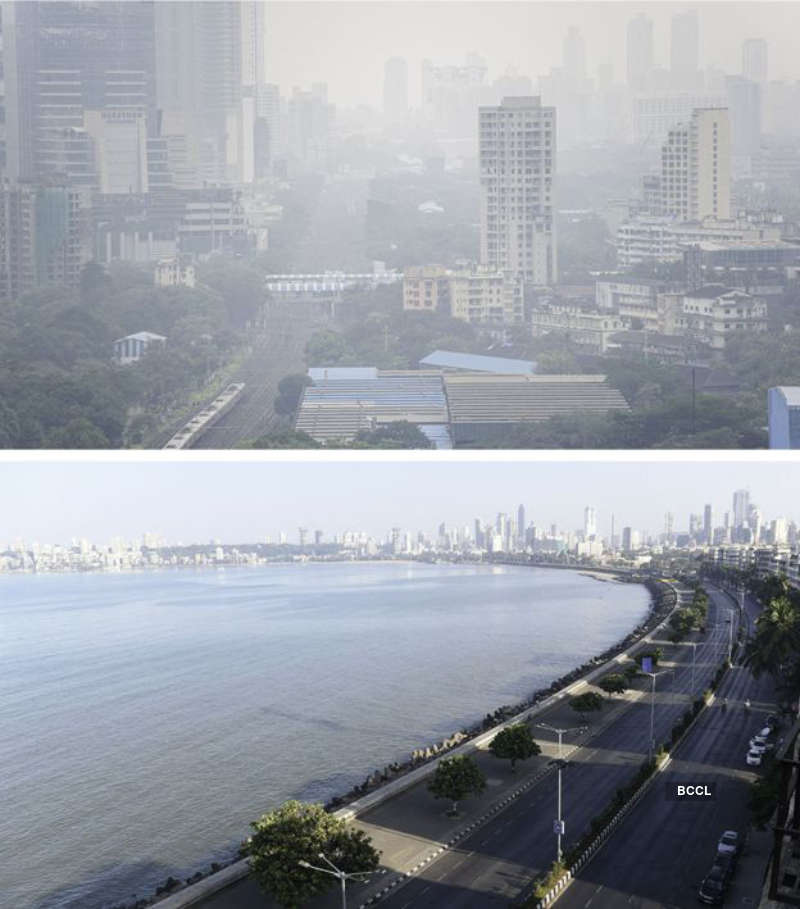 World Earth Day: These before and after pictures of Mother Nature prove that it's a wake up call for humans!