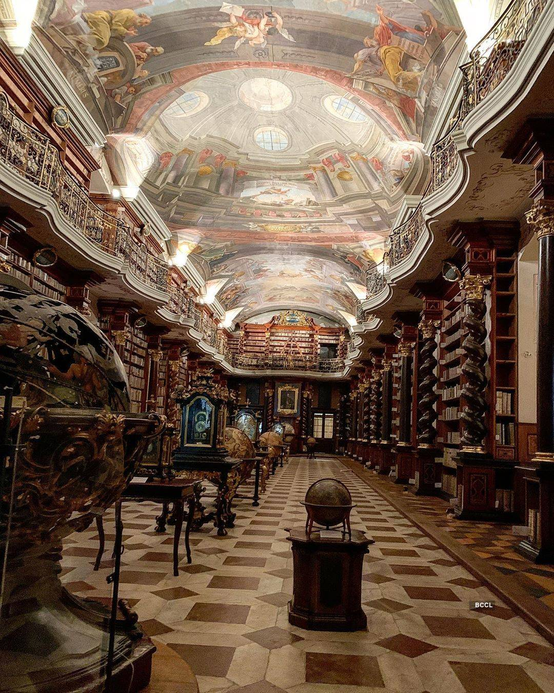 Mesmerising pictures of libraries around the world every book lover must see