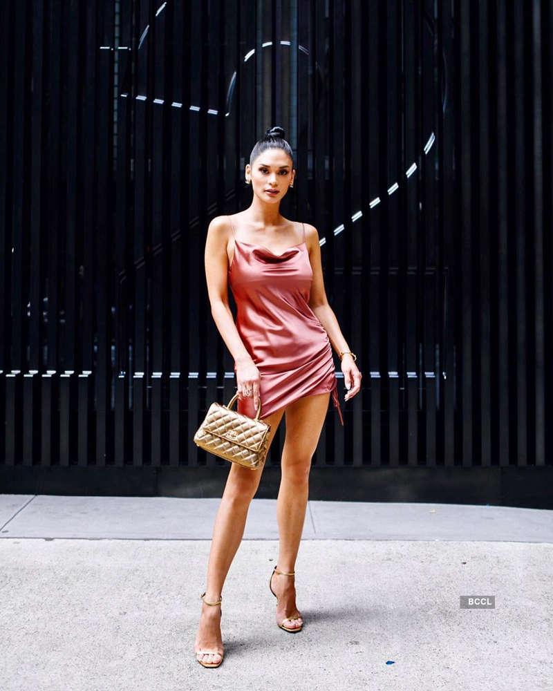 Miss Universe 2015 Pia Wurtzbach helps the needy amidst Covid-19 lockdown
