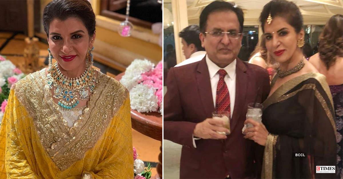 Actress Anita Raaj accused of allegedly hosting party amid COVID-19 lockdown