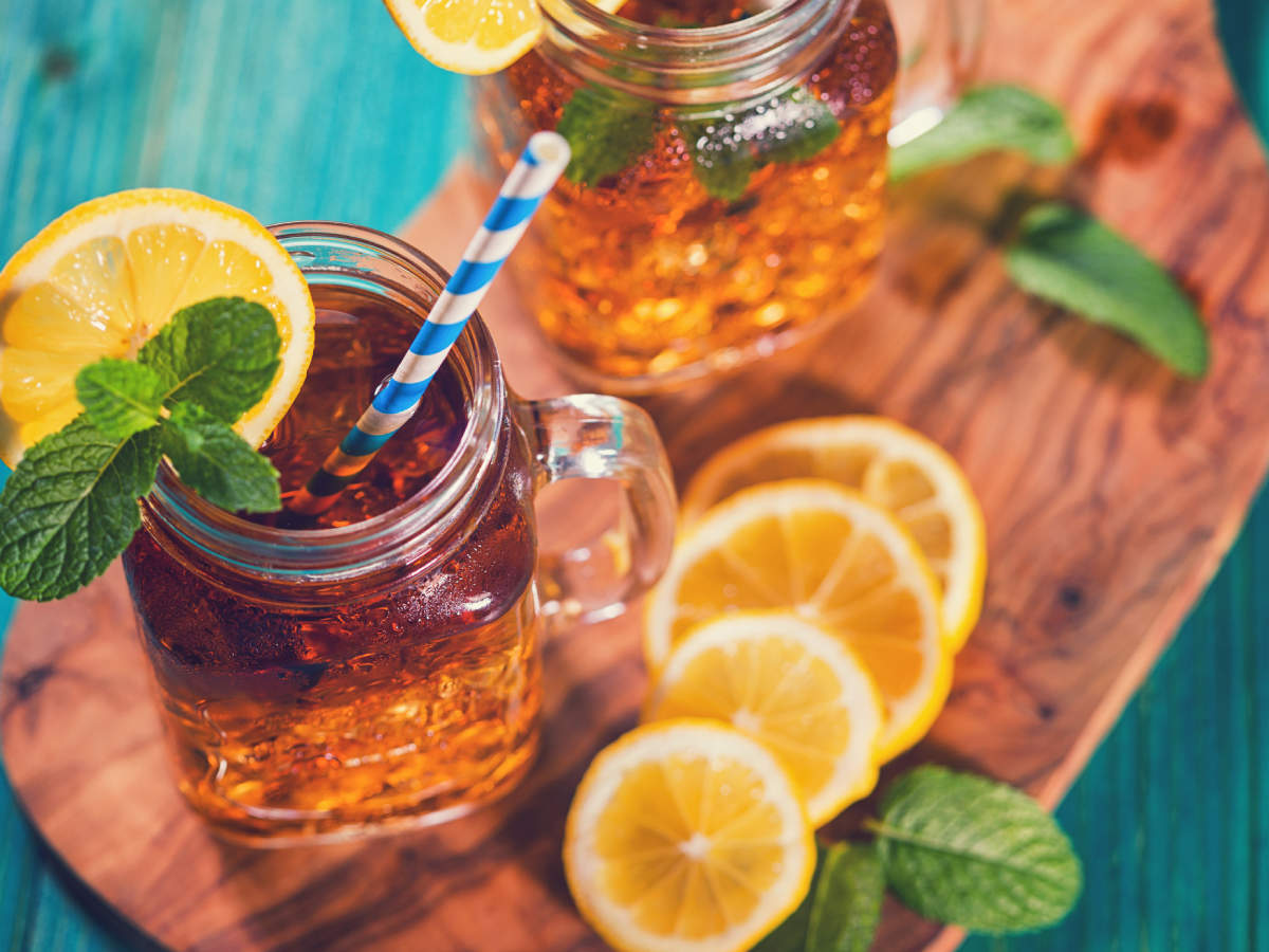 7 Refreshing Iced Tea Recipes You Can Make In Less Than 10 Minutes The Times Of India