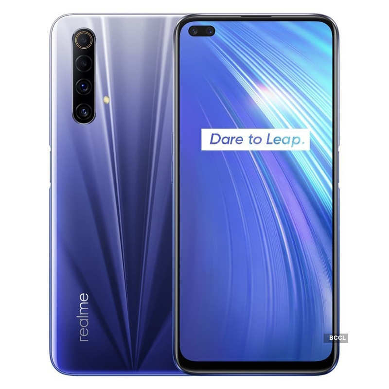 Realme X50m launched in China