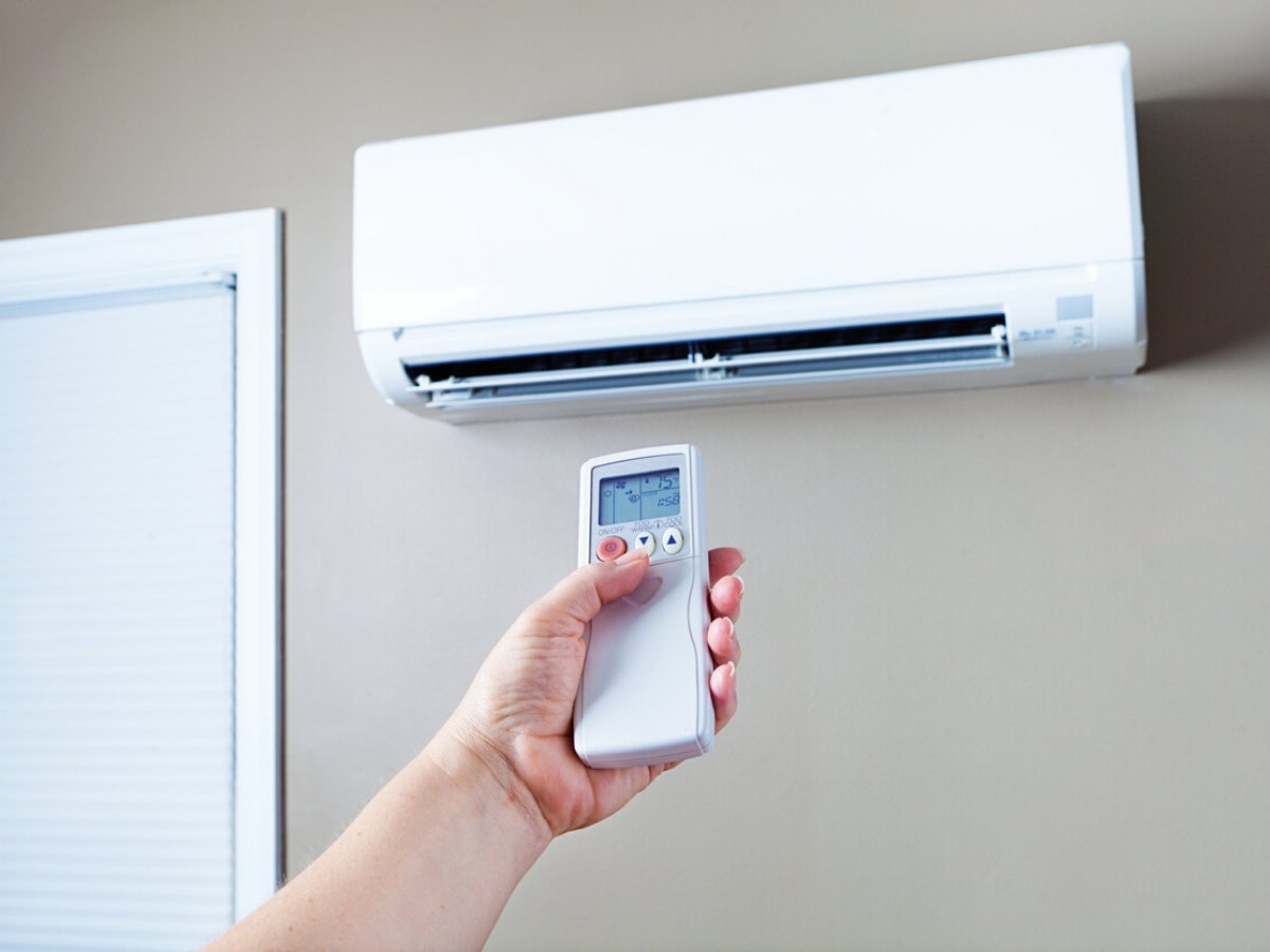 Here are the guidelines for using air conditioner during ...