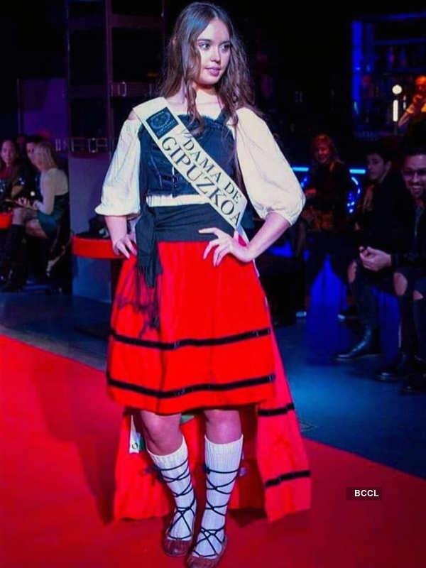 Leire Merino crowned Miss World Gipuzkoa 2020