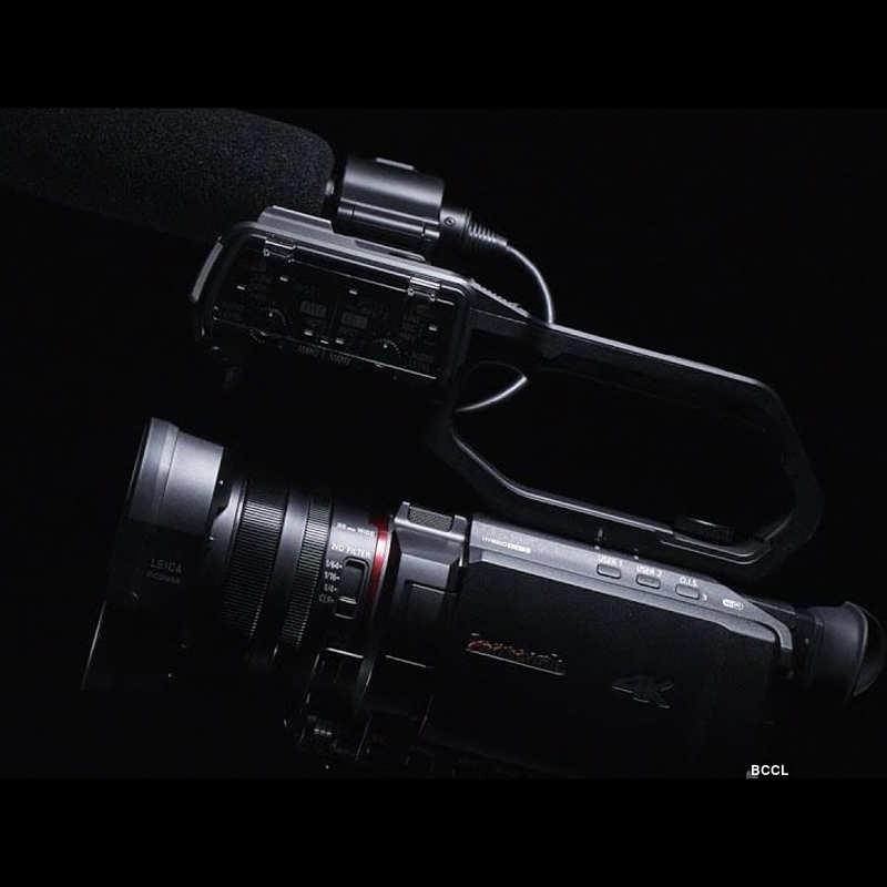 Panasonic launches new range of camcorders
