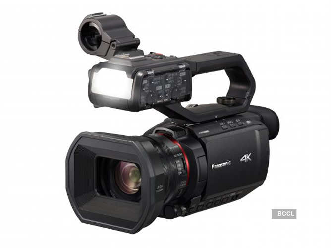 Panasonic launches new range of camcorders