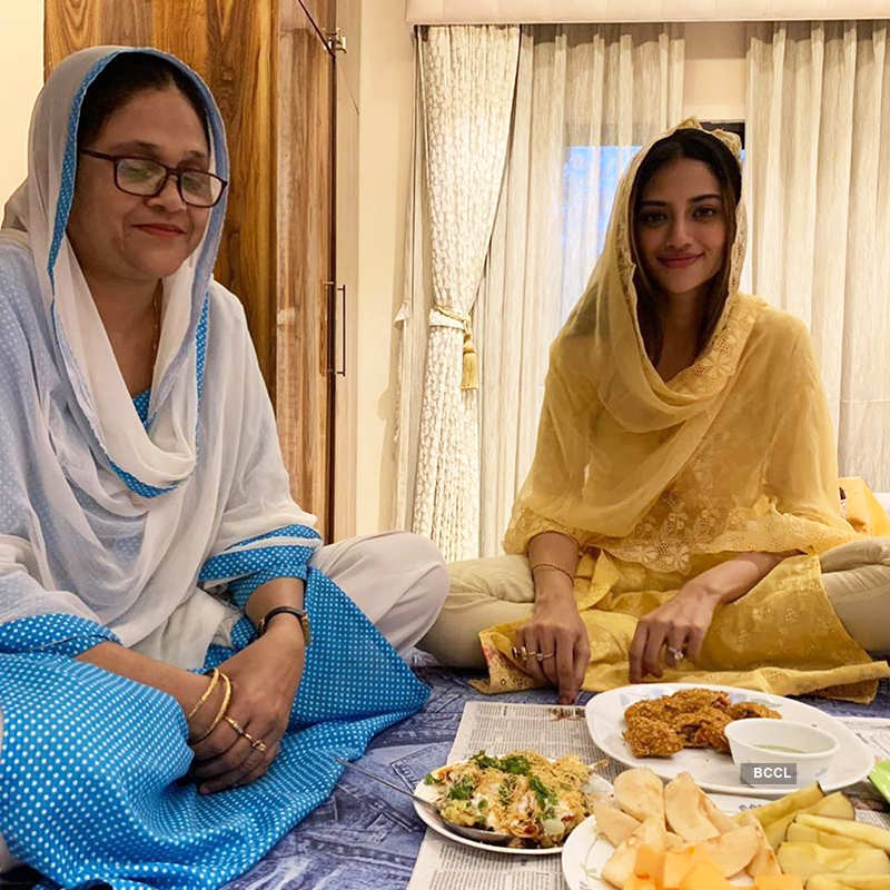 Ramadan 2020: Actress-MP Nusrat Jahan gets brutally trolled for her new pictures