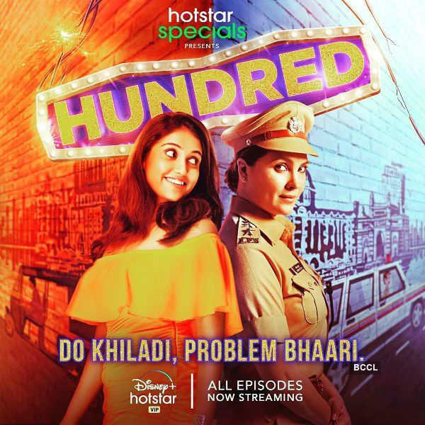 Lara Dutta makes digital debut with 'Hundred'