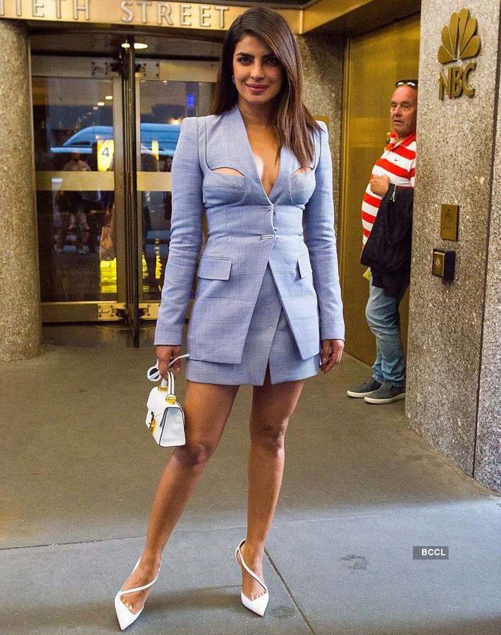 No one can beat Priyanka Chopra Jonas when it comes to street style