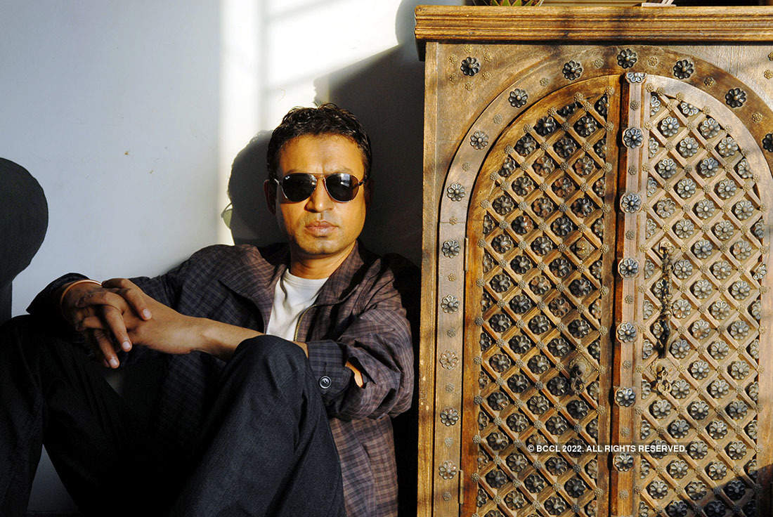 Irrfan Khan: Life in Pictures