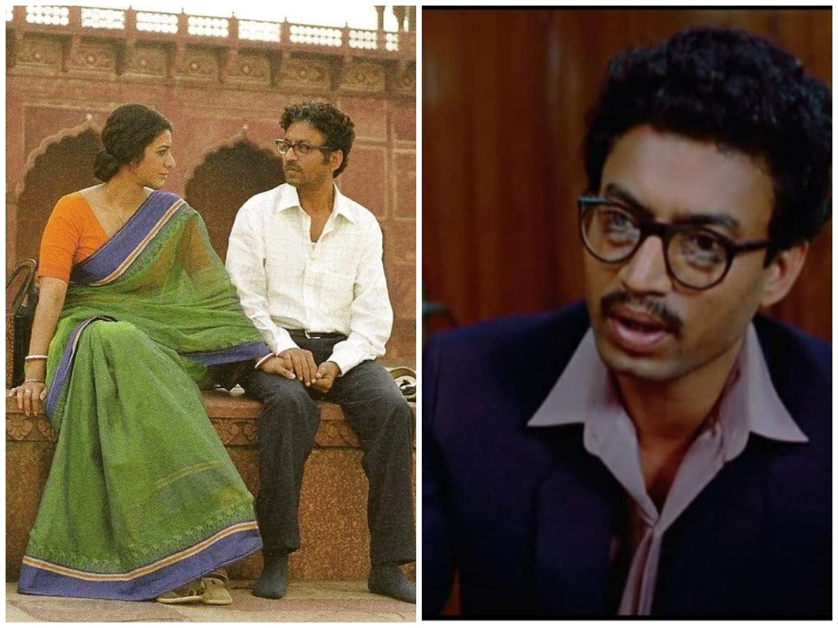 From 'The Namesake' to 'Ek Doctor Ki Maut'; Rare and unseen moments of Irrfan khan through the years!
