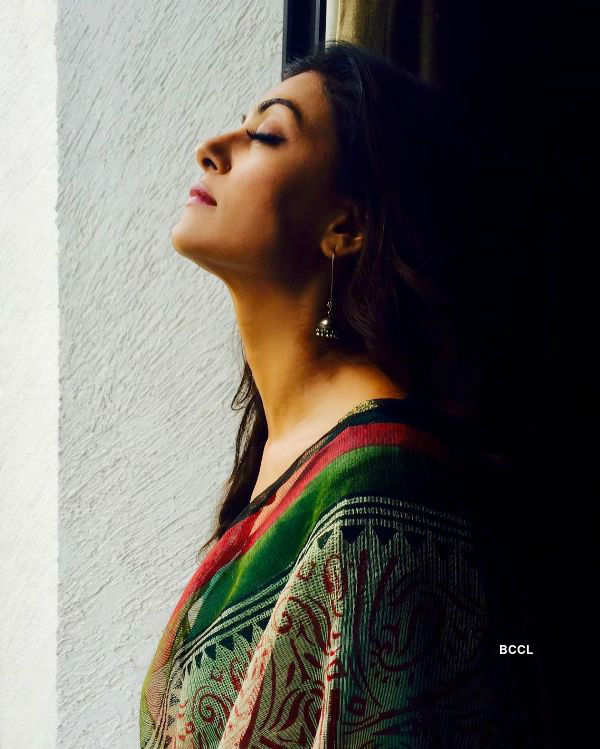 Sushmita Sen turns YouTuber with meditational melody