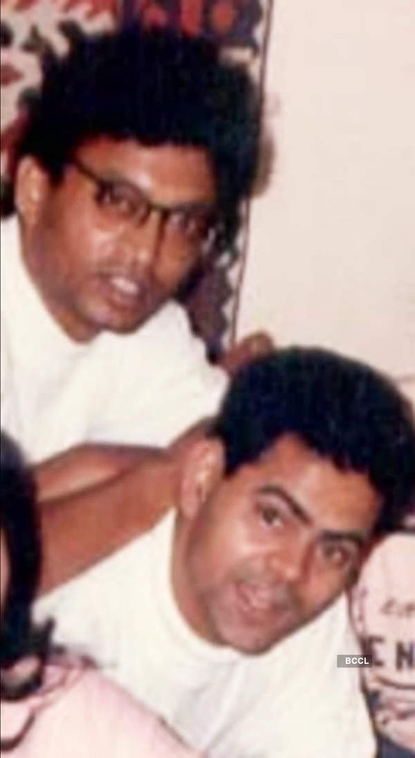 Rare and unseen pictures of Bollywood legend Irrfan Khan