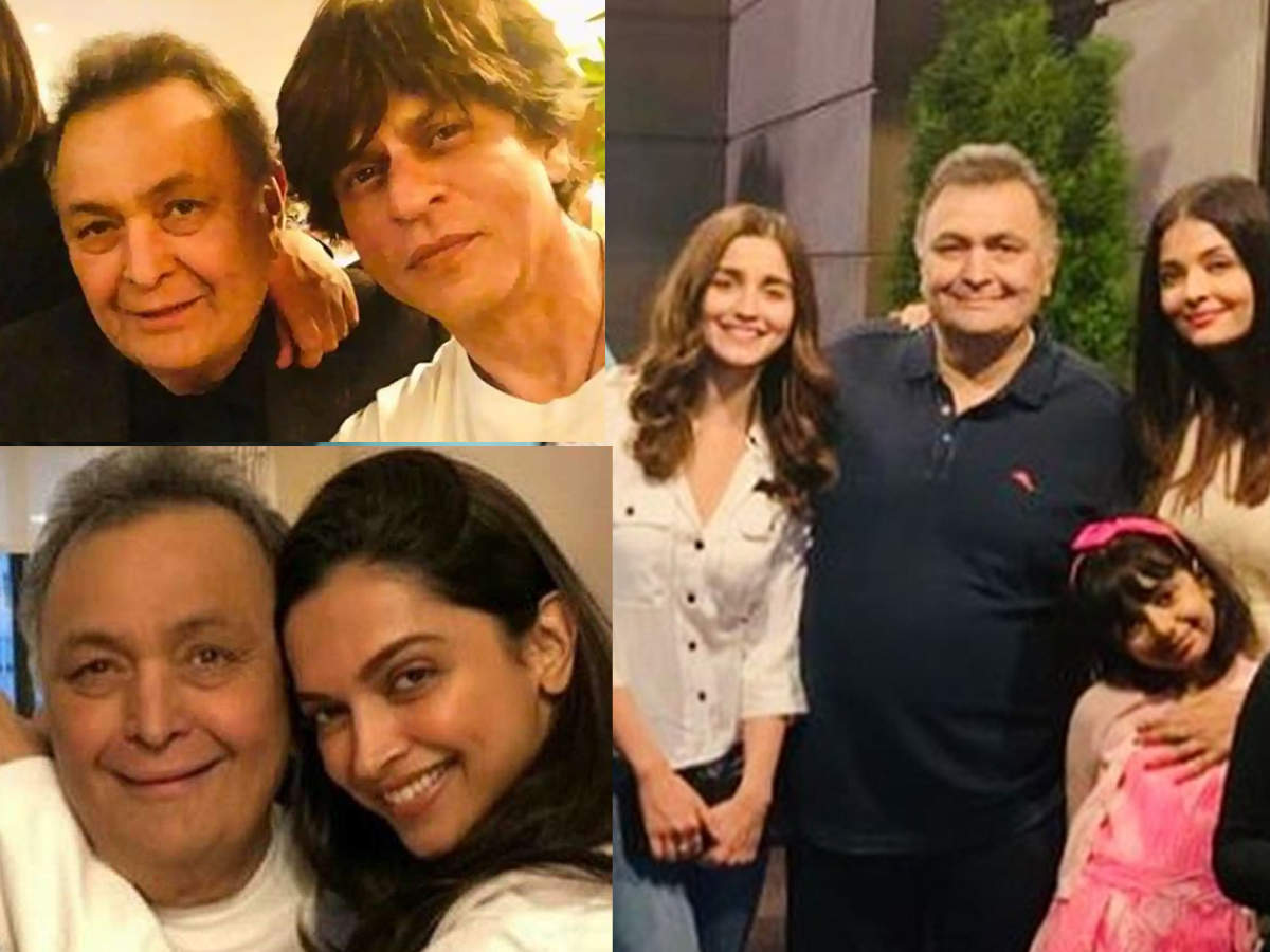 Bollywood visits Rishi Kapoor in US