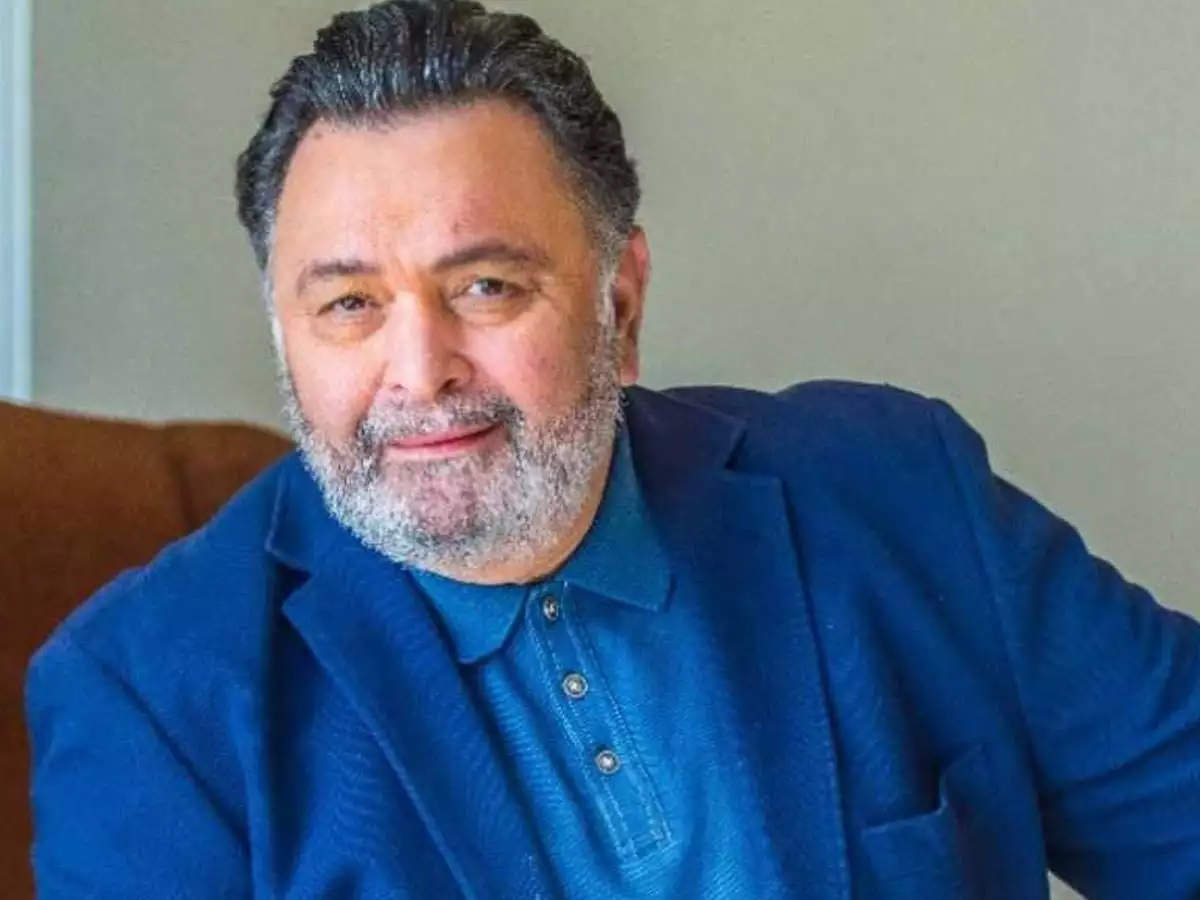 Rishi Kapoor heads to US