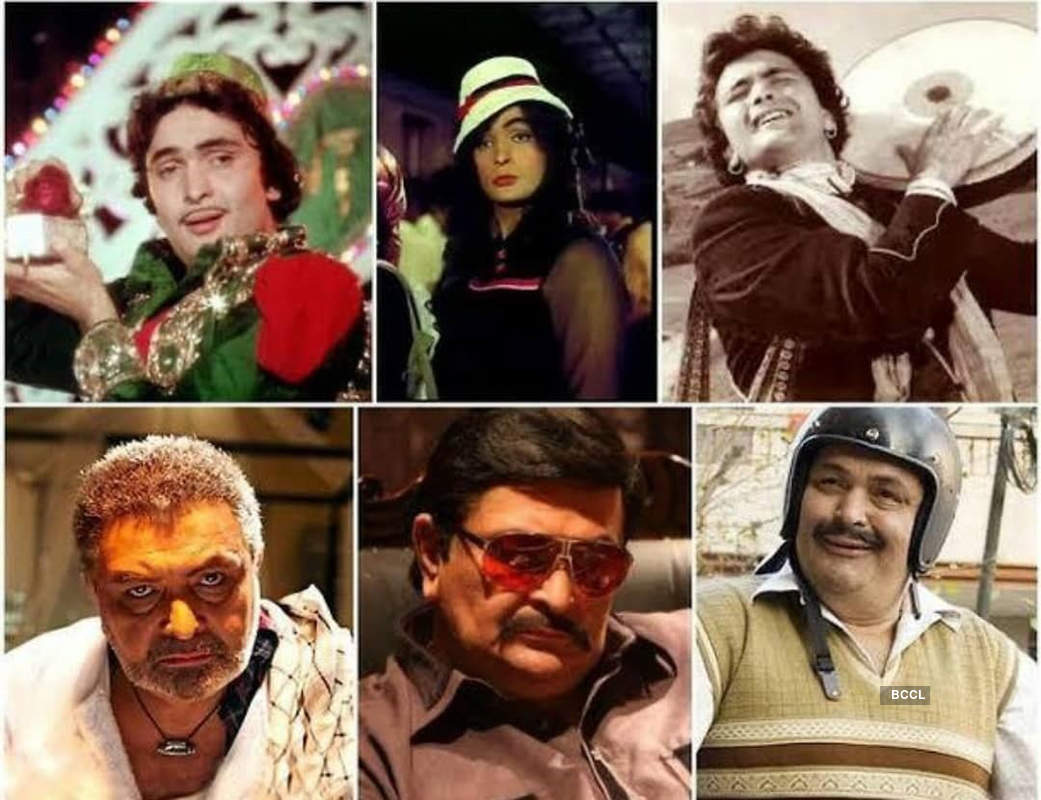 Rishi Kapoor: Life in Pictures