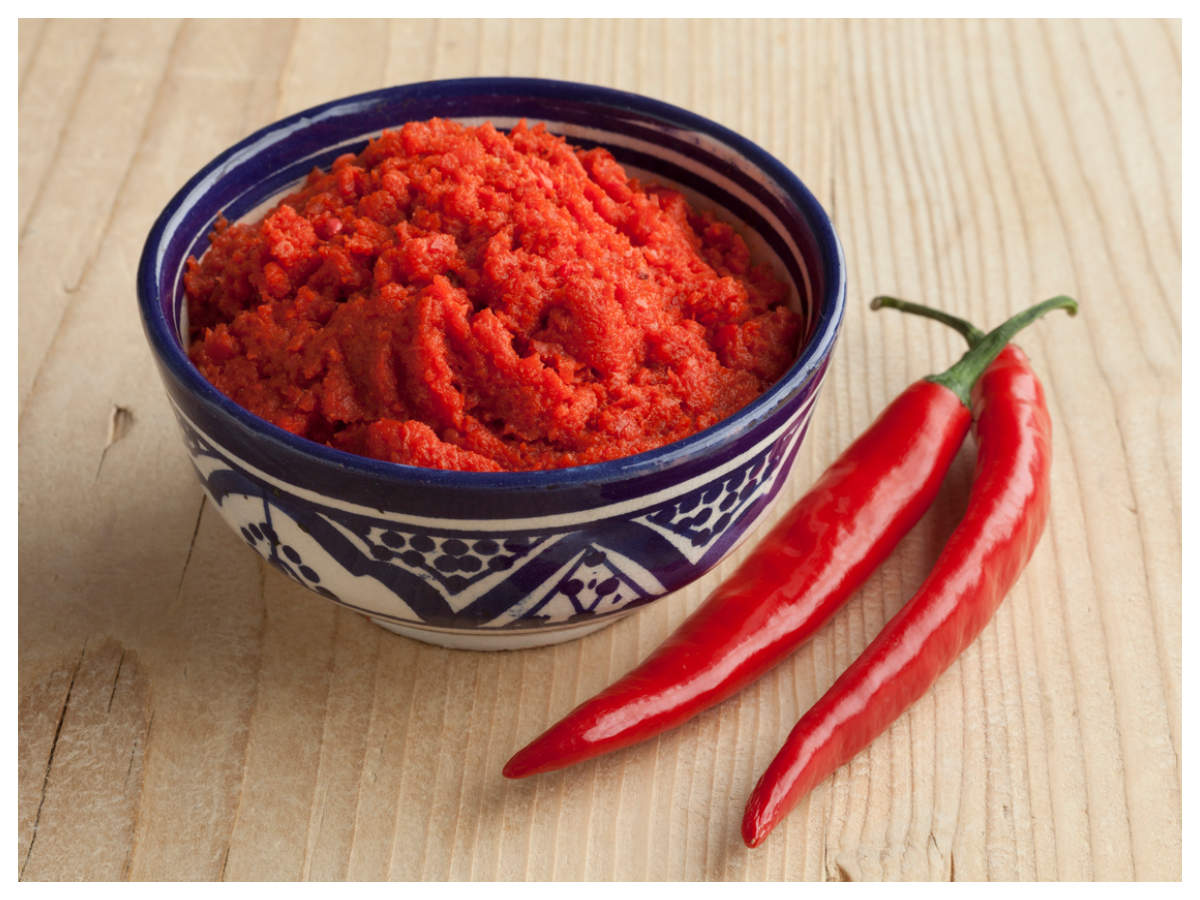 ​What is harissa?
