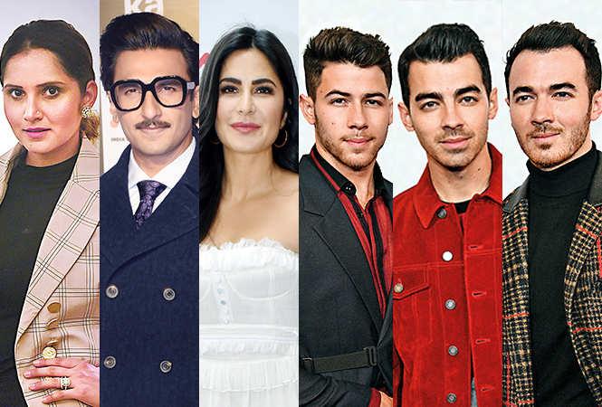 Stars for global concert