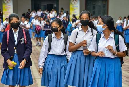 Schools, colleges will have to practice social distancing norms after reopening