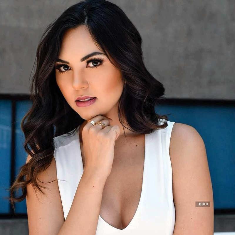 Carolina Lucero appointed Mexicana Universal Ciudad de Mexico 2019