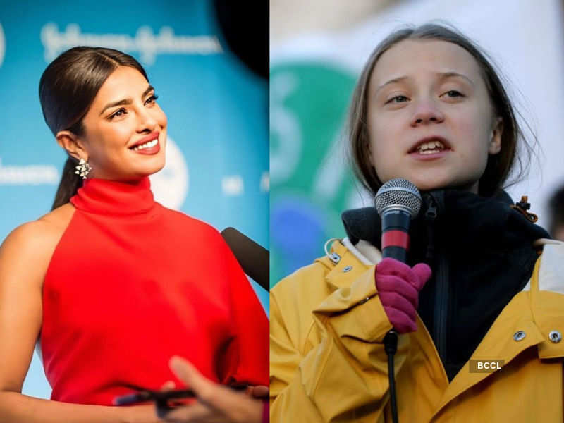 Priyanka Chopra joins Greta Thunberg to protect vulnerable children during COVID-19